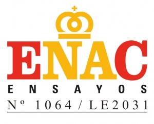 ENAC Ensayos nº 1064/LE2031