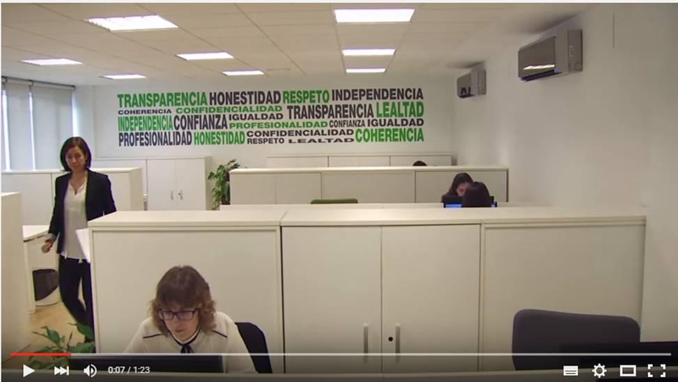Oficinas AMBICAL Código Ético